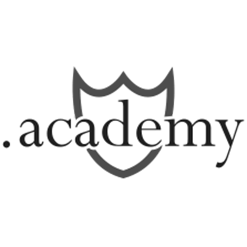Register domain in the zone .academy
