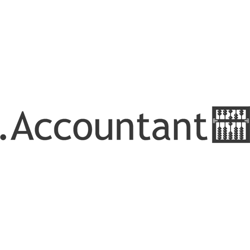 Register domain in the zone .accountant
