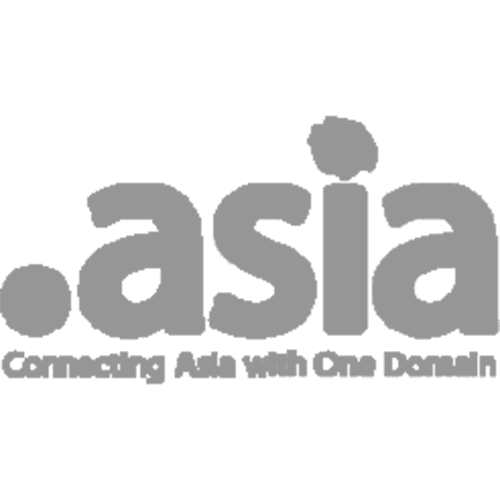 Register domain in the zone .asia