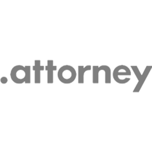 Register domain in the zone .attorney