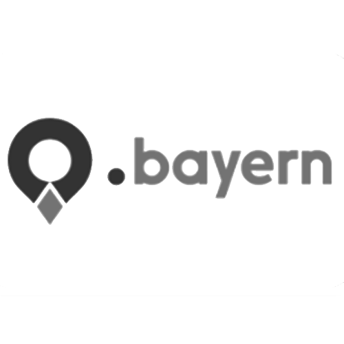 Register domain in the zone .bayern