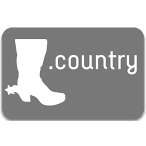 Register domain in the zone .country