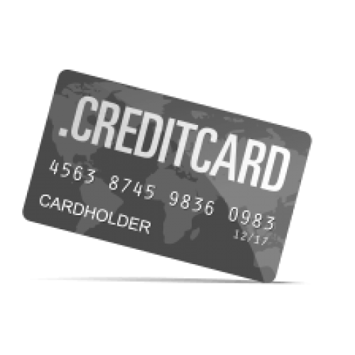 Register domain in the zone .creditcard