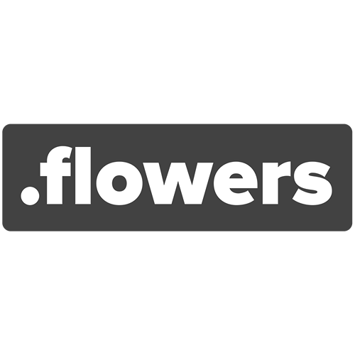 Register domain in the zone .flowers