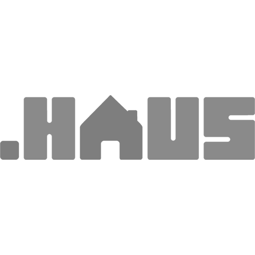 Register domain in the zone .haus