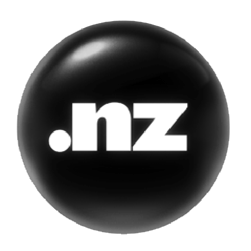 Register domain in the zone .nz