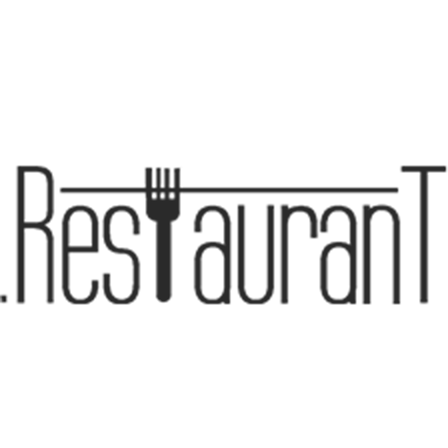 Register domain in the zone .restaurant