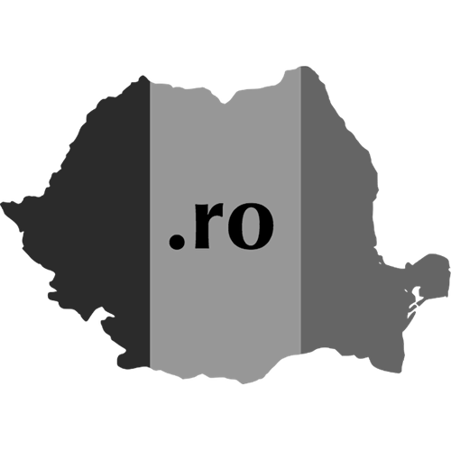 Register domain in the zone .ro