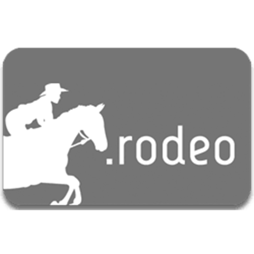 Register domain in the zone .rodeo