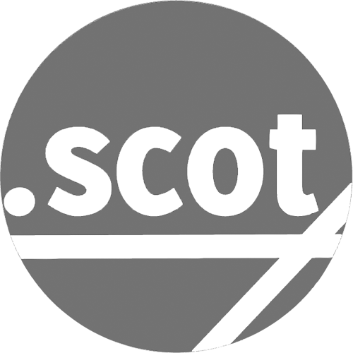 Register domain in the zone .scot