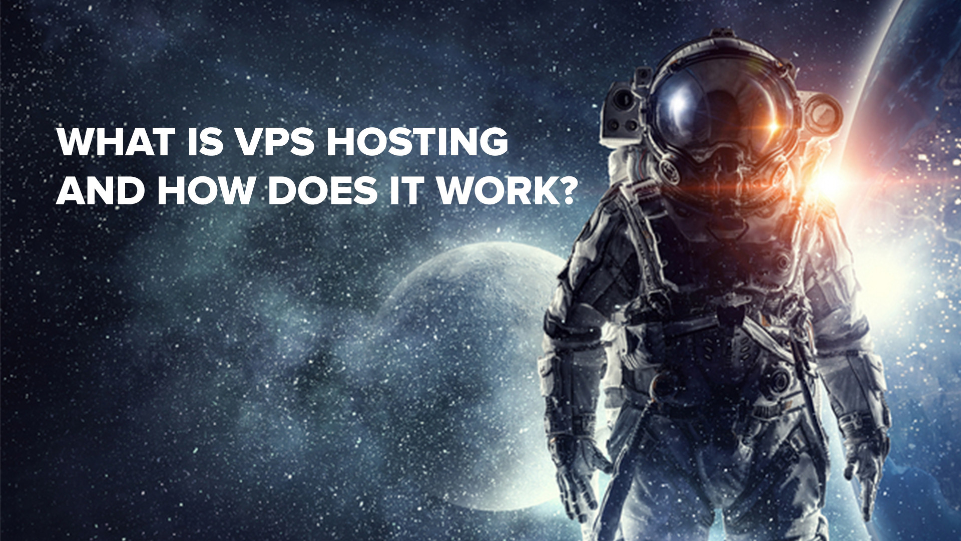 What is VPS hosting and how does it work