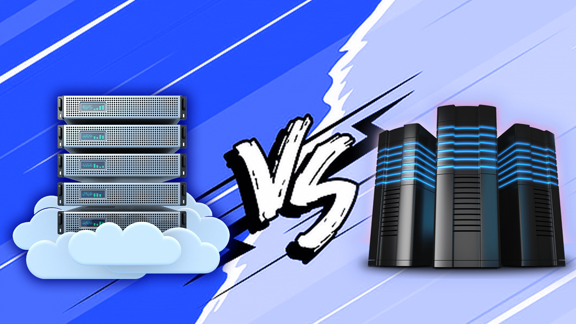Advantages of a dedicated server over VPS