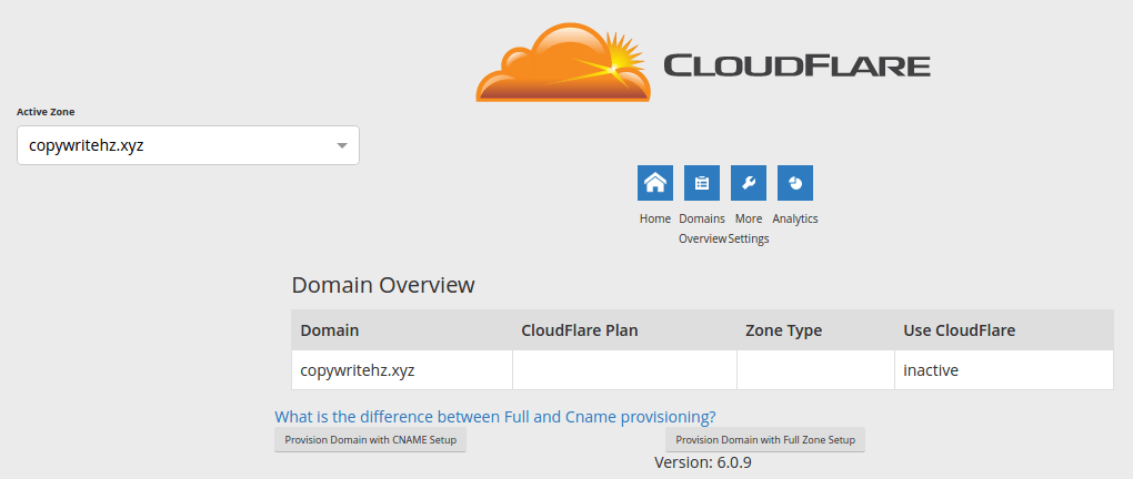 How to set up CloudFlare for your website
